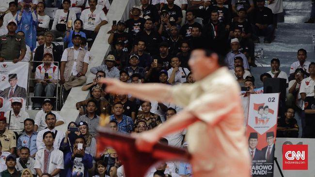 Pentolan Relawan Prabowo Diduga Pembuat Hoaks Surat Suara