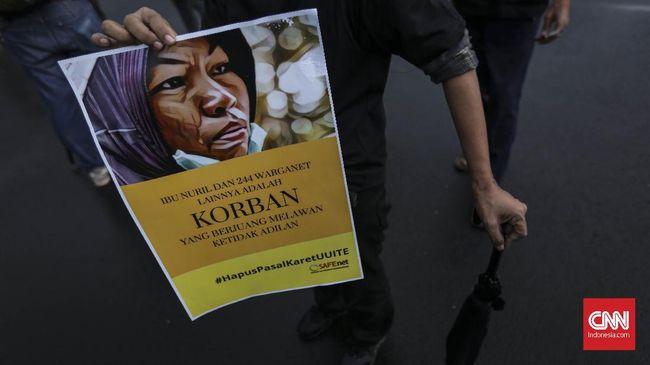 Baiq Nuril Siapkan Permohonan Amnesti Kepada Jokowi