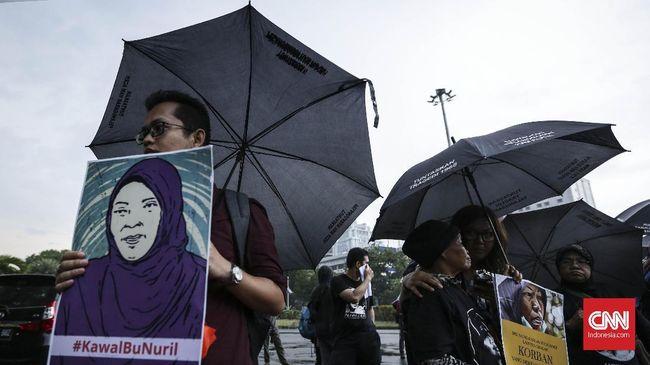 Petisi Amnesti untuk Baiq Nuril Tembus 242 Ribu Tanda Tangan