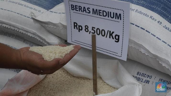 Demi Harga Terkendali, Operasi Pasar pun Diandalkan
