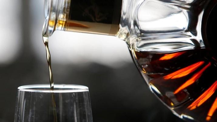 Melihat Gudang Penyimpanan Wine Premium Kelas Wahid