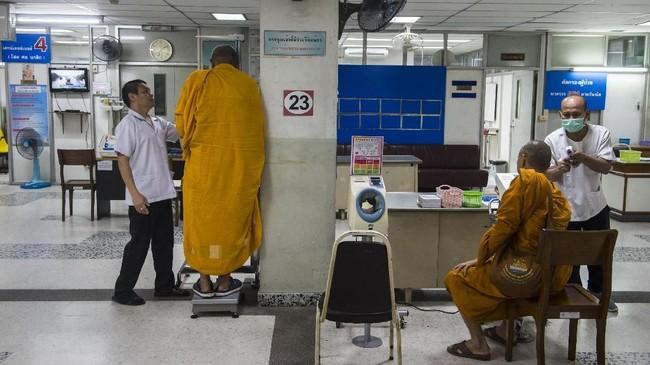 Pada Desember 2017 lalu, Departemen Kesehatan Thailand menerbitkan