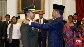 Timses Sebut Jokowi Sudah Nilai Bibit, Bebet, Bobot KSAD