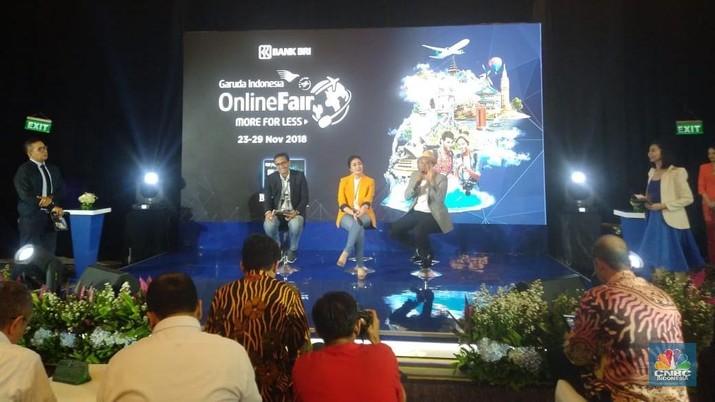 Siap-Siap, Garuda Online Travel Fair Digelar Lagi Pekan Ini