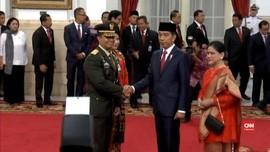 VIDEO: Jokowi Pilih Andika Perkasa karena Rekam Jejak
