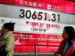 Koreksi Bursa Asia, Bursa Hong Kong Ikut Terpapar