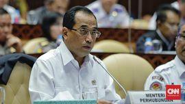 Menhub 'Angkat Tangan' soal Skandal Lapkeu Garuda Indonesia