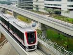 Pertama di RI, Skytrain di Soetta Beroperasi Tanpa Masinis