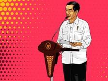 Usai Bank Wakaf Mikro, Jokowi Bangun Ribuan BLK di Pesantren