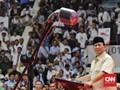 TKN Nilai Prabowo Menang 63 Persen Ibarat Mimpi di Pagi Hari