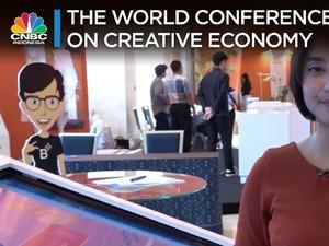 Bangga! RI Bakal Jadi Ekonomi Kreatif Terbesar di Dunia