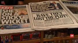 VIDEO: Tiba di Markas Uni Eropa, PM Inggris Persiapkan Brexit