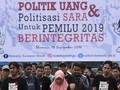 Survei: Warga DKI Sangat Maklumi Politik Uang