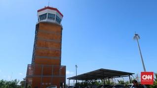 Alat Pendeteksi Abu Vulkanik Lengkapi Tower Baru AirNav Bali