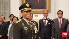 KSAD Andika Jamin Netralitas Jajarannya di Pilpres