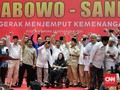 Prabowo Bangga Bisa Satukan Keluarga Sukarno dan Soeharto
