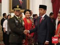 Jokowi Sebut Andika Perkasa Paket Komplet Jadi KSAD