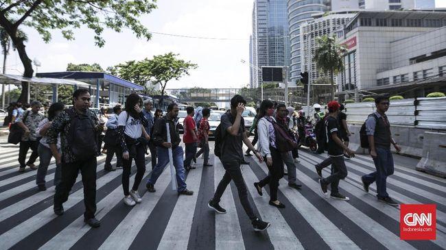 Rata-rata Pendapatan Orang Indonesia Rp56 Juta per Tahun