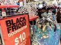 Insiden Penembakan dalam Keramaian Black Friday
