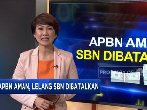 APBN Aman, Penerbitan SBN Akhir 2018 Dibatalkan