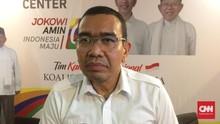 TKN Jokowi Minta Kubu Prabowo Lapor Dewan Pers soal Metro TV
