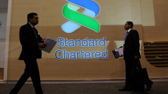 Pernyataan CEO Stanchart yang Timbang Nasib Bank Permata