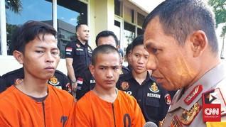 Polisi Bakal 'Sikat' Buron Pembunuhan Taksi Online Palembang