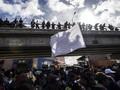 AS Kembali Buka Perbatasan Dengan Meksiko Setelah Kerusuhan