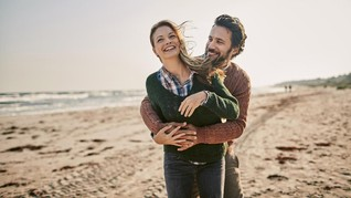 Teka-teki di Balik Pasangan 'Adem Ayem' di Medsos