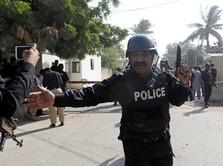 Kelompok Teroris Serang Konsulat China di Pakistan, 2 Tewas