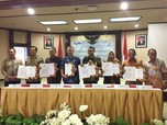Dorong Baja Domestik, KRAS Teken Kontrak dengan 6 BUMN Karya