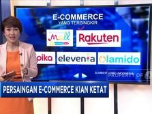 Bisnis e-Commerce: Peluang Besar tapi Persaingan Kian Sengit