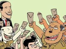 Mengintip Anggaran yang Bikin PNS Happy di Tahun Politik