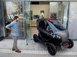 Perusahaan Israel Kembangkan Mobil Lipat Irit Bahan Bakar