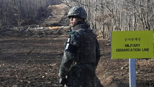 Korsel Sebut Deteksi Benda Asing Terbang di Atas DMZ