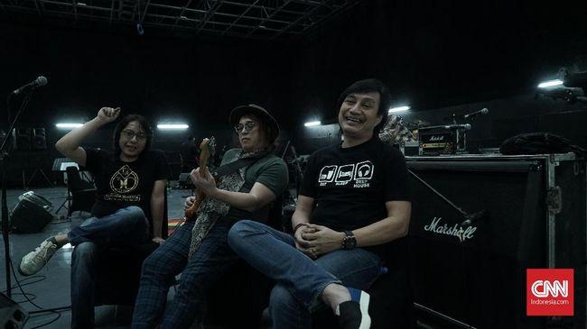 KLa Project Bersajak Melodi dari Selatan Jakarta
