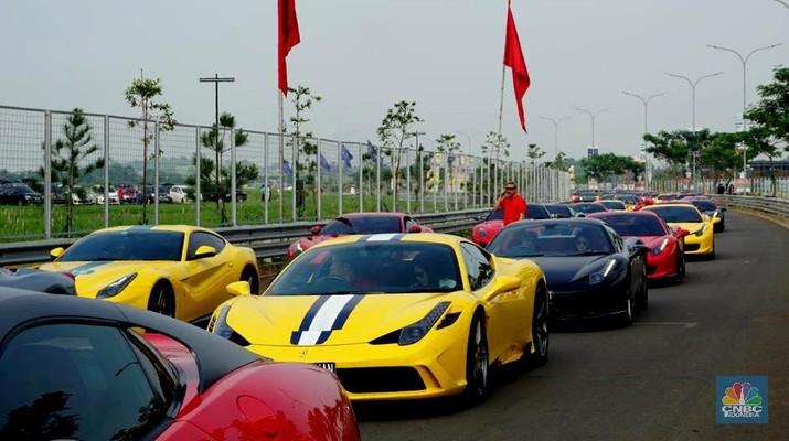 Berkat Mobile Legends, Gamer Nasional ini Bisa Beli Ferrari