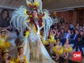 'Cenderawasih' Temani Sonia Fergina ke Miss Universe 2018