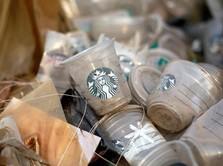 Apple Sudah, Starbucks Korban Perang Dagang Berikutnya?