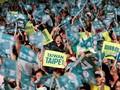 FOTO: Ingar Bingar Referendum Taiwan Soal China hingga LGBT