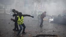 Cemas Demo Prancis Ditiru, Mesir Larang Rompi Kuning Dijual