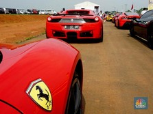Ferrari, Mobil Favorit Crazy Rich di Indonesia