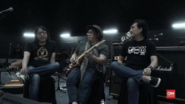 VIDEO: KLa Project, Kisah 'Yogyakarta', dan Asa di 3 Dekade