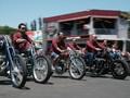 Motor 'Custom' Indonesia Coba Curi Perhatian di Jerman