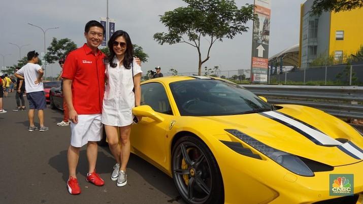 Semakin langka tipe Ferrari, maka harganya akan terus meningkat.