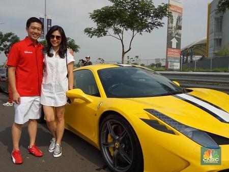 Ferrari Mobil Favorit Crazy Rich Di Indonesia