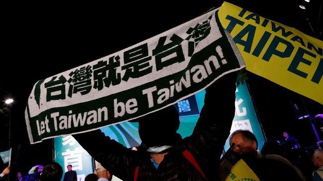 Wali Kota Pro China Maju Jadi Capres Taiwan