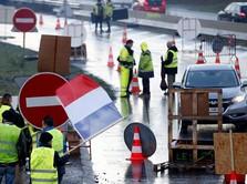 Perancis Klaim Demo BBM Reda, Siapkan Subsidi Mobil Listrik