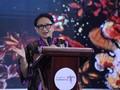 Menlu Retno Sebut Menpar Mas 'Wonderful Yahya'