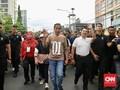 Pedagang Curhat ke Jokowi soal Pasar Tak Rampung 6 Tahun